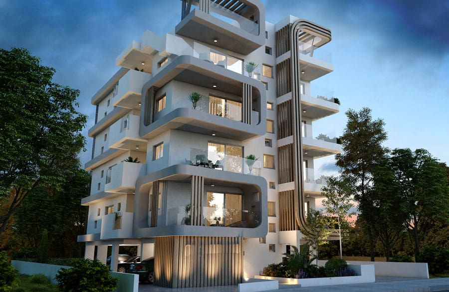 apartments for sale in larnaca