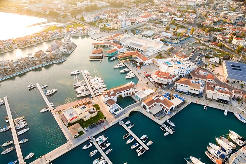 marina property for sale in limassol